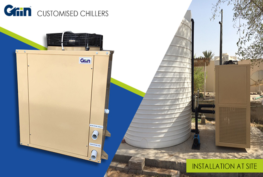 Customized Chillers